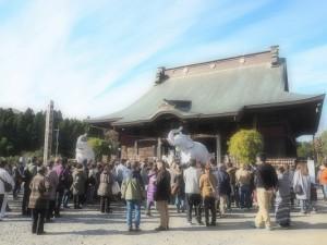 金運アップで人気のパワースポット 長福寿寺