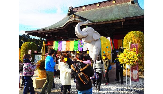 トリップアドバイザーの口コミ 「明るいお寺」 長福寿寺