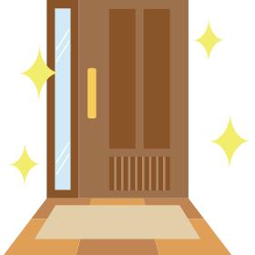 3月は【玄関】が金運アップの要所です!