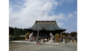 千葉県№1の金運パワースポットの長福寿寺