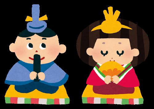 ひな人形の供養-長福寿寺とのご縁を感謝します。