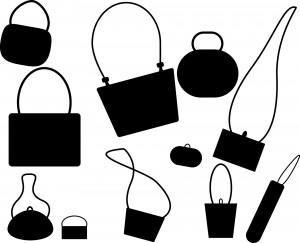 purses-silhouette