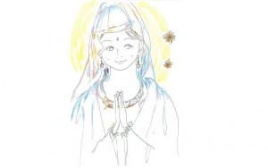 今日から「子宮の病気」平癒の祈祷会が始まります。