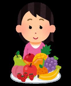 syokuji_fruitarian