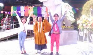 仏教のディズニーランド 吉ゾウくんの長福寿寺