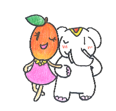 金運アップフルーツ!【マンゴー】だゾウ♪