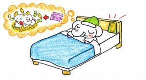 平成29年10月の金運アップの秘訣-寝室