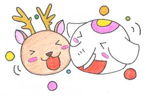 鹿は金運・財運を招くゾウ♪ 長福寿寺(千葉県)