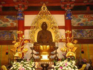 今日は「目の愛護DAY」 目治薬師の長福寿寺