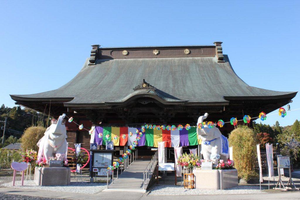 学業成就にかなりおすすめ 《合格祈願の長福寿寺》