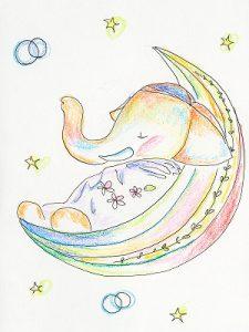 今日(2月16日)は『新月』 新しいこと…が大吉