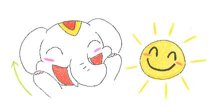 効果は絶大!【笑顔】は最強の武器です!