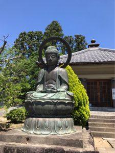 パワースポット 行ってみたいと思っていたお寺 長福寿寺