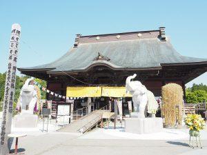 長福寿寺の「Googleインドアビュー」が完成しました。