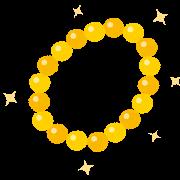 6月は、何と言っても「キラキラ」が金運アップのキメ手