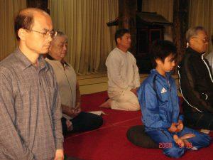 人形供養の長福寿寺 『座禅会』のご案内