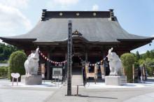 「吉ゾウくん」で有名な、金運にご利益があるお寺です