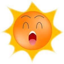 太陽の光には金運アップのご利益がタップリです。
