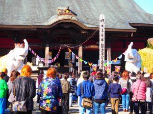 金運増大!千葉県1のパワースポットとも言われているお寺