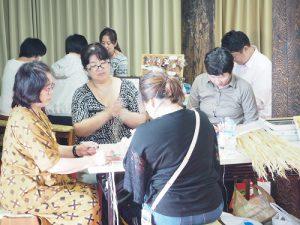 開催中! 開運のワクワク体験工房&癒しの仏像展覧会