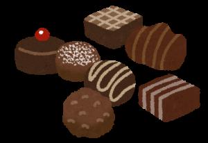 明日はバレンタイン!金運アップの【チョコレート】を食べよう!
