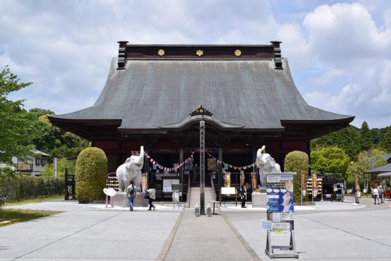 千葉県のパワースポットの長福寿寺で金運と出世運アップのご利益