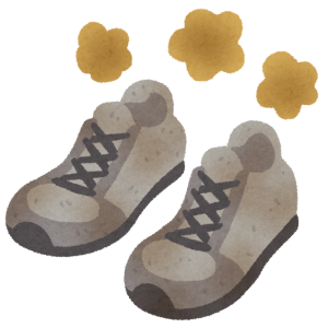 カビ菌を除菌して金運アップ!~靴・水虫~