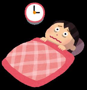 更年期世代の不眠