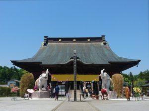 長福寿寺は無事です。ご安心ください。