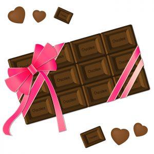 もうすぐバレンタイン!金運アップに【チョコレート】がオススメ!