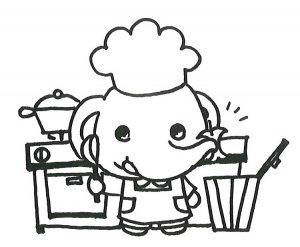 お金をザクザク生み出すキッチンにする! 4月の金運アップの方法