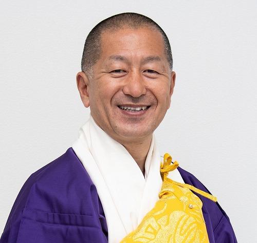 日本一の開運寺 住職